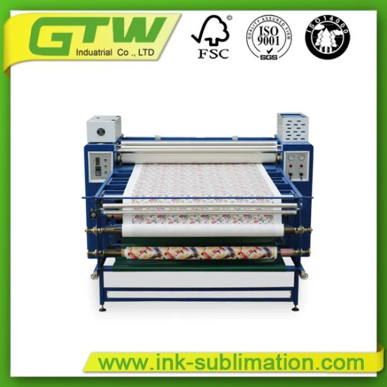 420mm*1.9m Sublimation Calender Heat Transfer for Sportwear