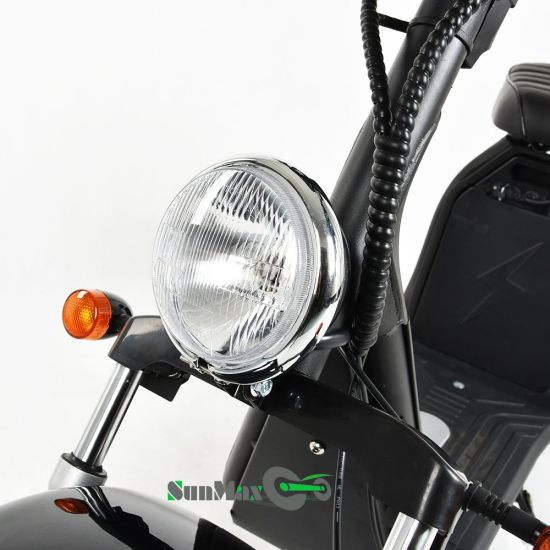 EEC Approved Citycoco Electric Scooters