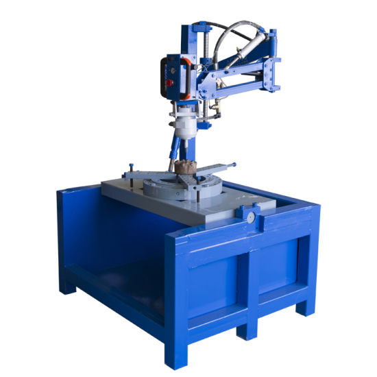 Pneumatic Carbide Drilling Button Bits Grinding Machine with Robot Arm