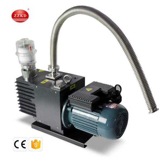 Two Stage Rotary Vane Vacuum Pump 220V