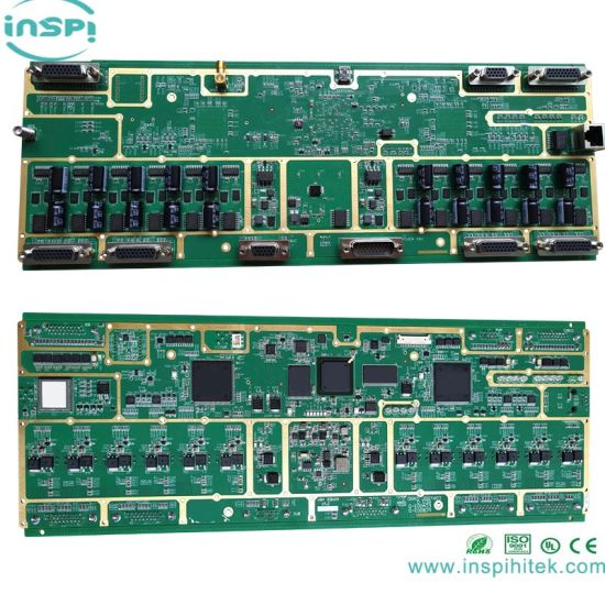 Electronic Manufacturing Rapid Prototyping PCB Assembly 2-10 Layers Board PCBA pictures & photos