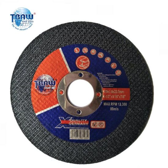 4.5 Inch China Cutting Disc Metal Cutting Wheel