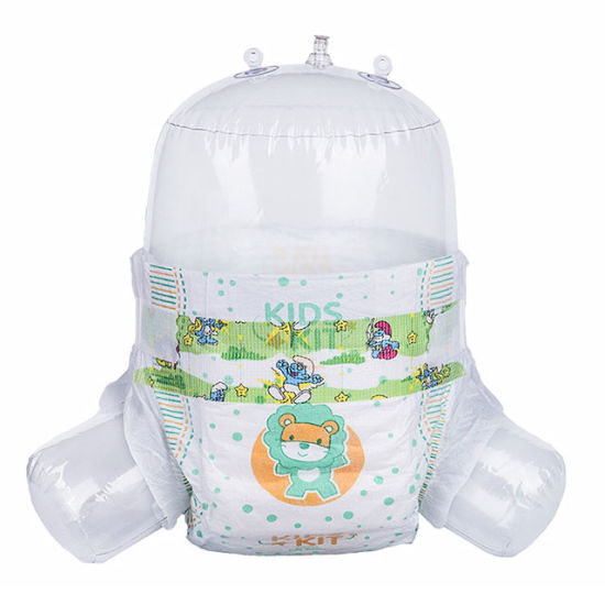 New Coming Customized Baby Diaper Factory in China