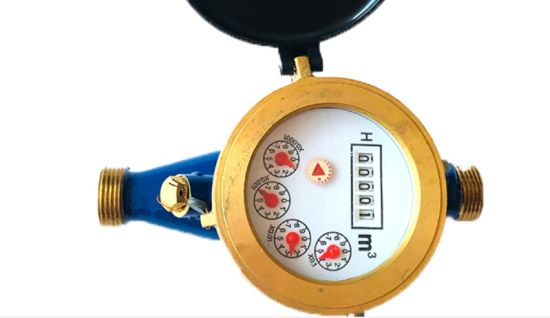 High Sensitivity Single Jet Water Meter