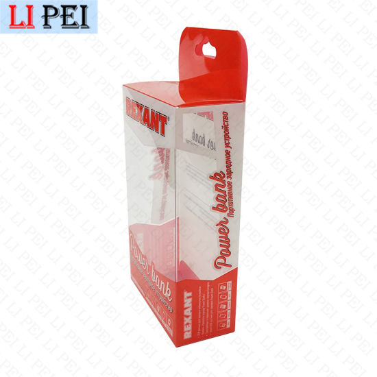Wholesale Customized PVC/PP/Pet Simple Frosted and Transparent Gift Packaging Box