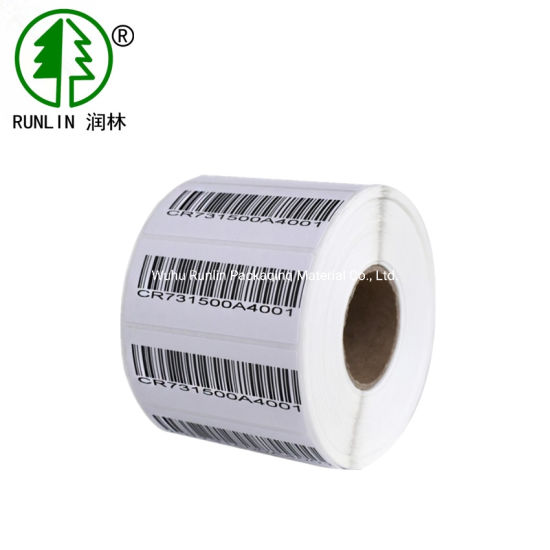Custom Sticker Roll Promotional Self Adhesive Paper Label Sticker