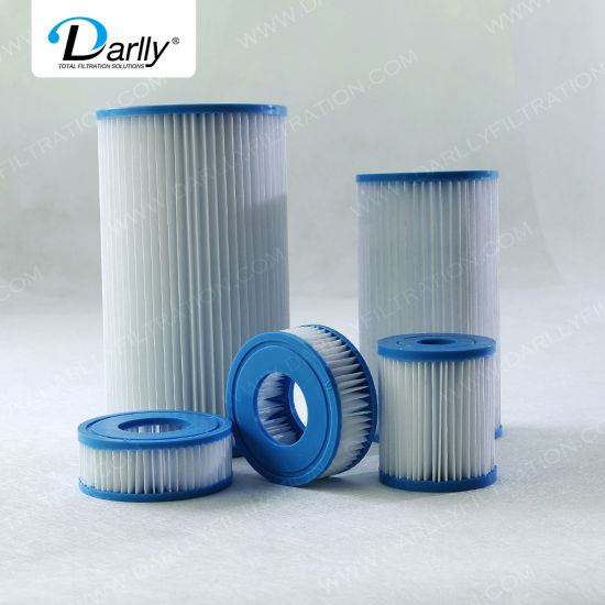Water SPA PP Pleated Filter Cartridge