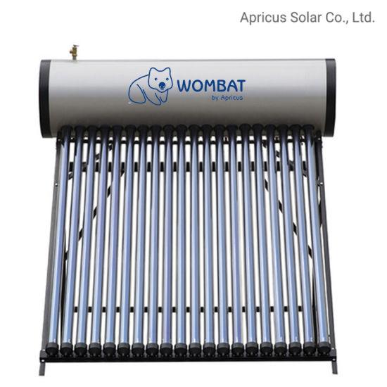 Integrated Heat Pipe Pressure Solar Water Heater 300L