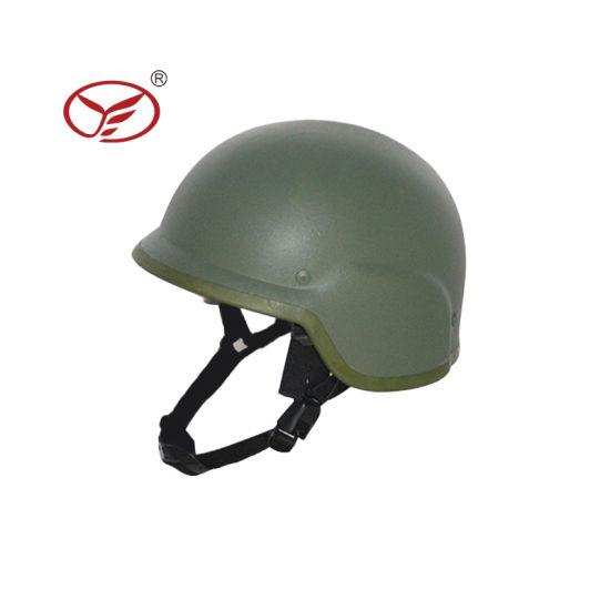 Bulletproof Helmet Visor Pasgt Bulletproof Helmet Ballistic Helmet with Logo