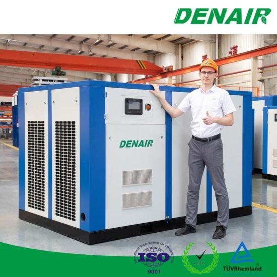 Industrial AC Power Permanent Magnet Synchronous Motor Variable Frequency Converter Drive Screw Air Compressor
