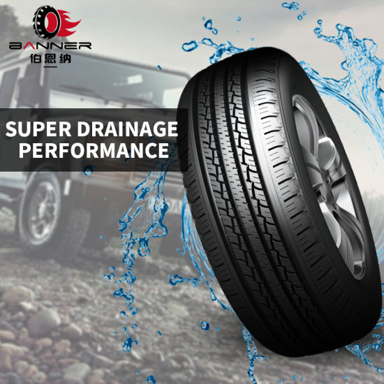20 Years Factory Top Tire Brand Wholesales All Terrain SUV Passenger Car Jeep off Road PCR OTR Rubber Radial Go Kart Joy Road Infinity Car Tires/Tyre 215/70r15