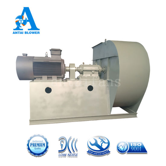 104600m3/H Industrial Air Exhaust Centrifugal Electric Fan and Air Blower