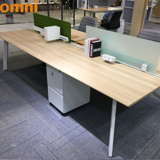 Furniture Double Sided Office Desk