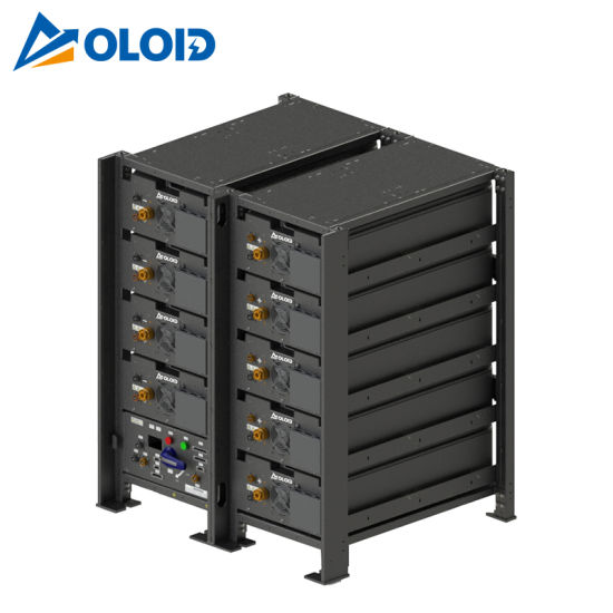 156kwh Solar Rechargeable Li-ion LiFePO4 Lithium Storage Battery with BMS