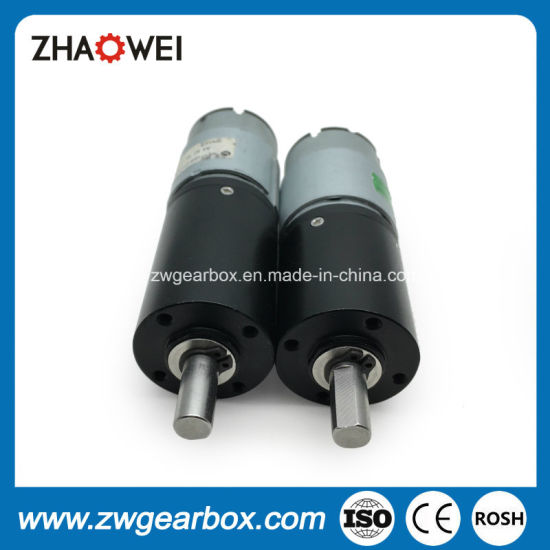 12V DC Planetary Gear Motor for Push Rod pictures & photos