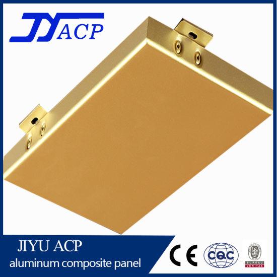 PVDF Painting Aluminum Solid Panel
