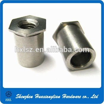 Pem Fastener Broaching Flush Self Clinching Nut pictures & photos
