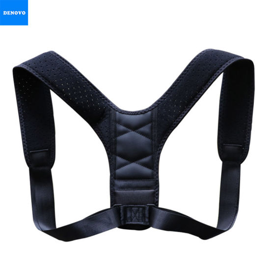 Factory Orthopedic Clavicle and Shoulder Support Posture Corrector Brace with Adjustable Straps