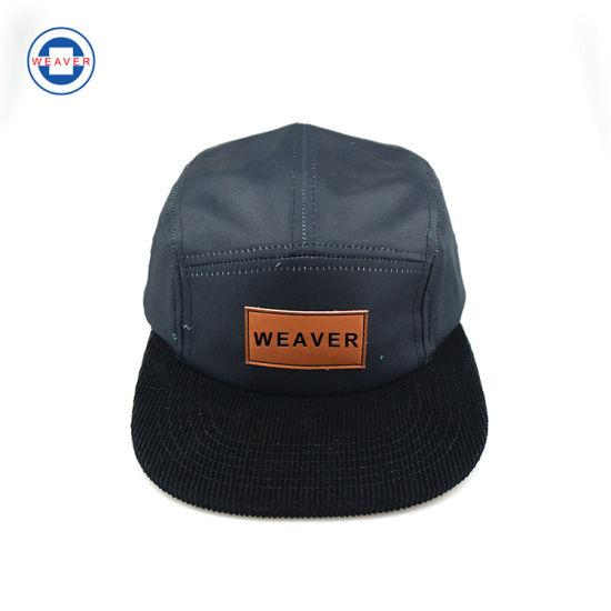 a644ef801d9 Adult Leisure Hat fashion 5-Panel Camper Cap Flat Blank Camping Cap  Baseball Cap Hip-Hap Cap Plain Corduroy Cap Hat