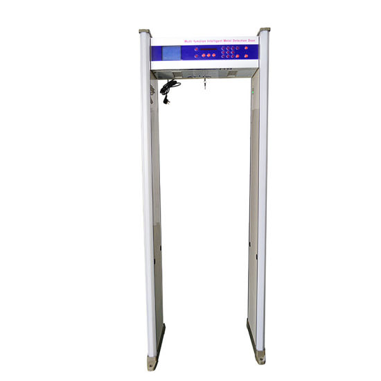 Jkdc-800A Easy Demolition Installation High Sensitivity Door Frame Metal Detector with LED Audio Alarm pictures & photos