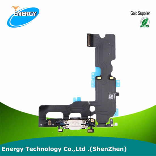 official photos 32ff8 e6071 Replacement Part for iPhone 7 Plus USB Charging Connector Port Flex Cable,  Charging Connection Dock Flex Cable for iPhone 7 Plus