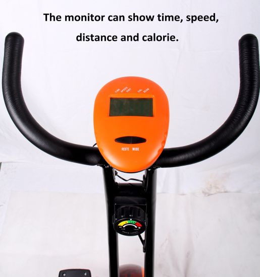 Hot Sale Magnetic spinning Bike with LCD / Fitness Exercise Bike pictures & photos
