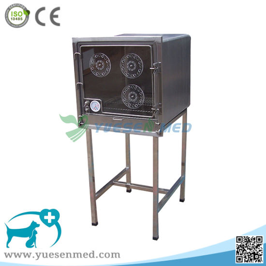 Medical Animal Hospital Clinic Veterinary Stainless Steel Pet Dog Bird Cage Cage Dog pictures & photos