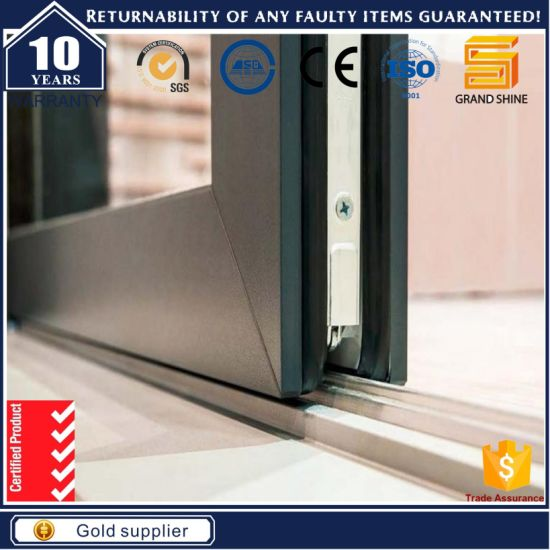 Economical Crazy Selling Aluminum Lifting and Sliding Door pictures & photos