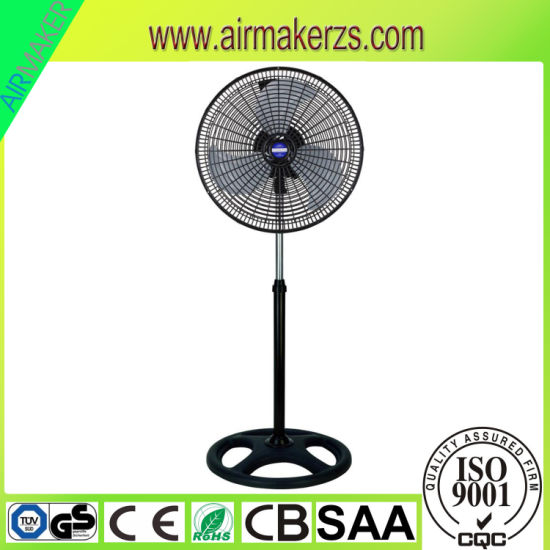 "18"" High Velocity Industrial Stand Fan for Home with SAA/Ce/GS"