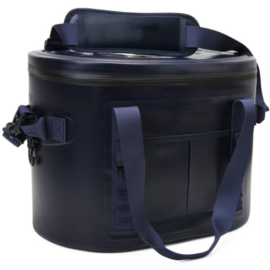 """Choice Insulated Leak Proof Cooler Bag Soft CoolerRed 12/"""" x 9/"""" x 11 1//2/"""""""