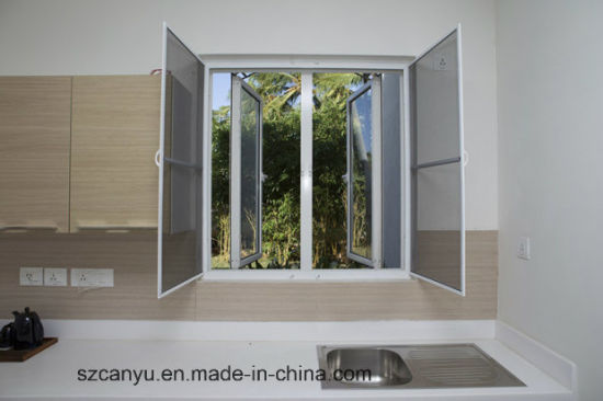 Stainless Steel Window Fly Screen/Window with Fly Screen Windows