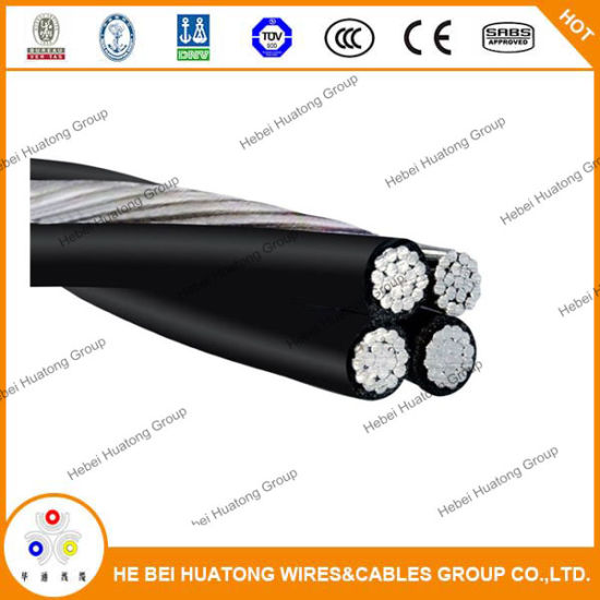 China Aluminum Conductor Secondary Sdw Cable Urd Ud Cable - China ...