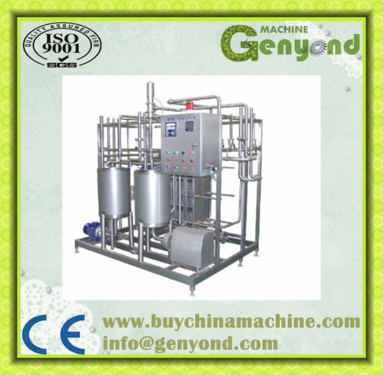 Full Automatice Liquid Sterilization Machinery pictures & photos