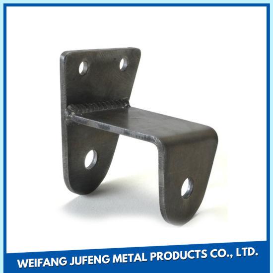 OEM Galvanized Steel/Aluminum Sheet Metal Stamping Welding Parts for Computer Parts