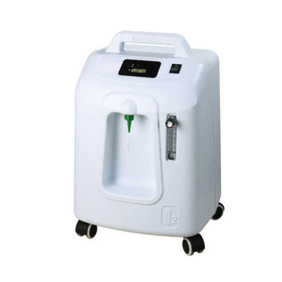 Portable Medical Oxygen Concentrator for Hospital/Home/Clinic pictures & photos