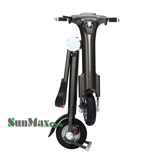 2017 Aluminum Alloy Electric Motorcycle with Seat pictures & photos