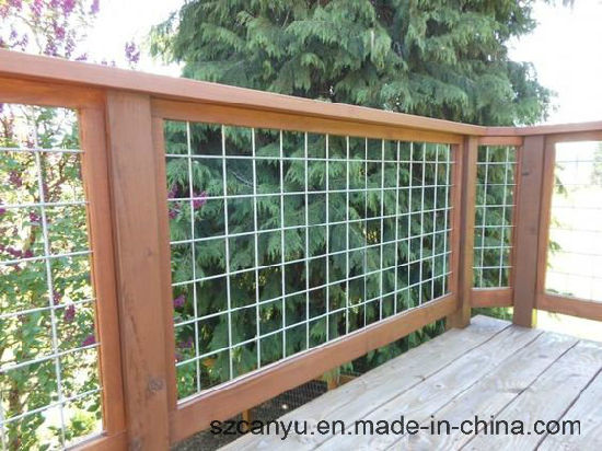 China Stainless Steel Balcony Tension Wire Railing or Cable Wire ...