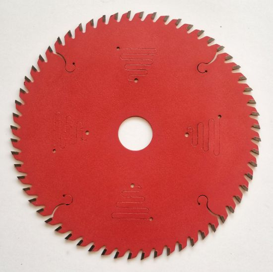 60 Teeth Carbide Circular Saw Blade for Cutting Hard Wood Laminate Board Plastic