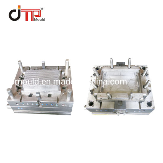 Hot Products Steel Material Plastic Injection Crate Mould