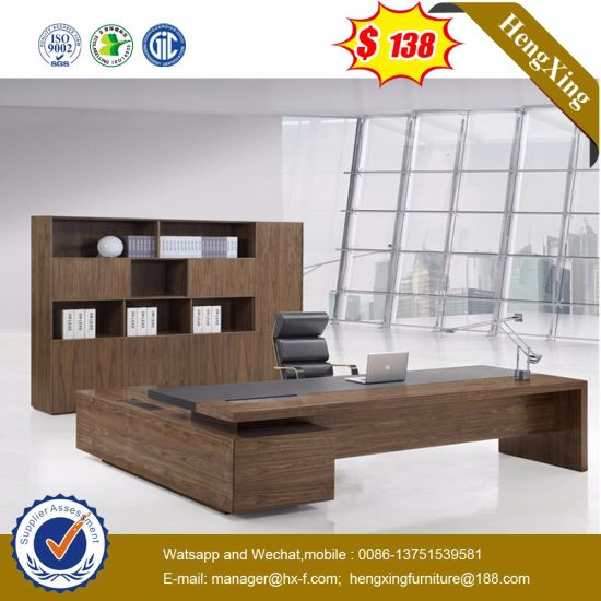 Indian Market   Home Use Dark Grey Color Executive Desk (HX-ET14041) pictures & photos