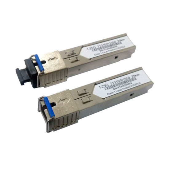 155m SFP Module mm 1310nm Max 2km Transmission (PHF-8524-1LM) pictures & photos