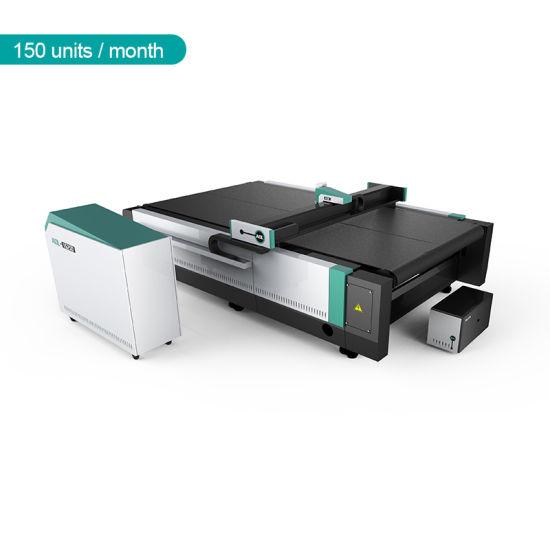 Aol Oscillating Knife Lace Seat Cover Cutting Machine