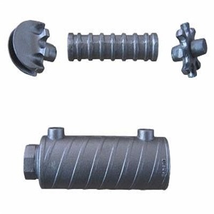 Various Cast Iron Parts for Bridge Construction with Precision Machining