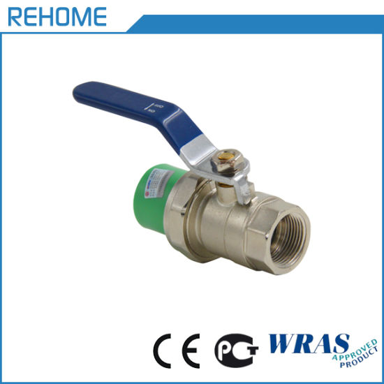 PPR Fittings Single End Valve for Water Supply pictures & photos