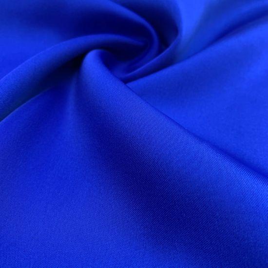 100d Polyester Stretch Sateen for Women's Wear
