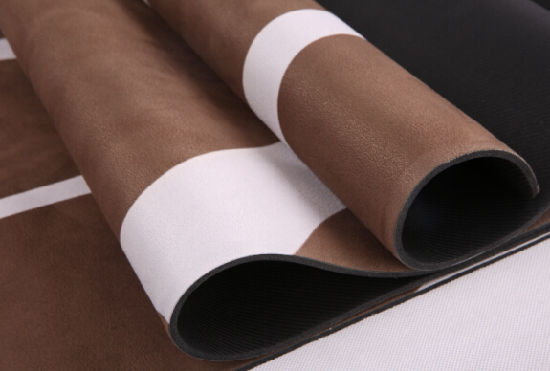 "Eco Yog Mat 100% Rubber Extra Long at 24"" X 72"" X 4mm Thick pictures & photos"