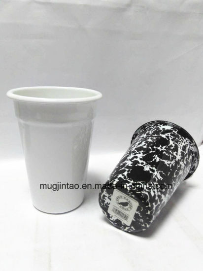 Big Taper Camp Coffee Cup 500ml 450ml 400ml 300ml pictures & photos