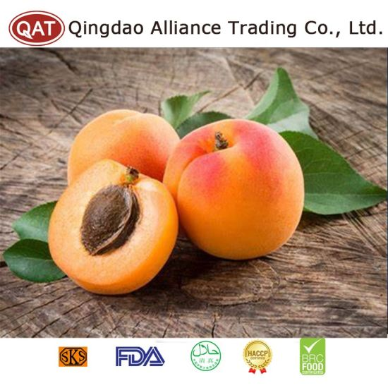 IQF Frozen Diced Apricot with High Quality pictures & photos