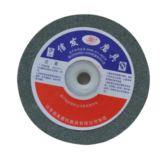 China 6 Inch General Purpose Bench Grinding Wheel China