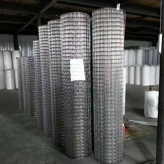 Stainless Steel Welded Wire Mesh in AISI316 or in AISI304